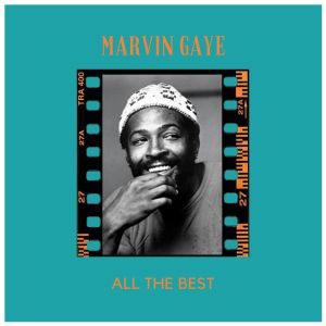 Marvin Gaye的專輯All the Best