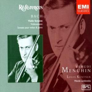 Listen to Son Vl Pn N1 Si Min Bwv1014/Andante(3eme Mvt)Remas song with lyrics from Yehudi Menuhin