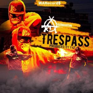 Album Trespass from Arichussettes