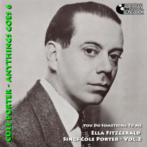 Ella Fitzgerald的專輯Ella Fitzgerald Sings Cole Porter Volume 2