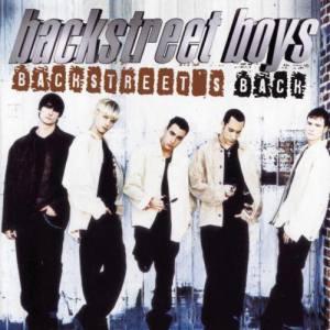 อัลบั้ม Backstreets Back