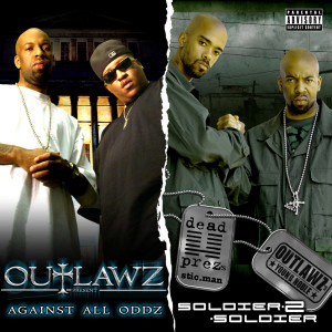 Album Soldier 2 Soldier / Against All Oddz (2 for 1: Special Edition) from Outlawz