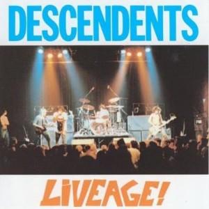 Album Liveage! from Descendents