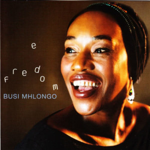 Album Freedom from Busi Mhlongo