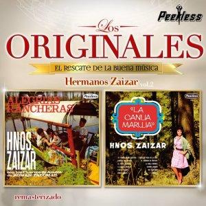 Album Los Originales Vol. 2 from Hermanos Zaizar