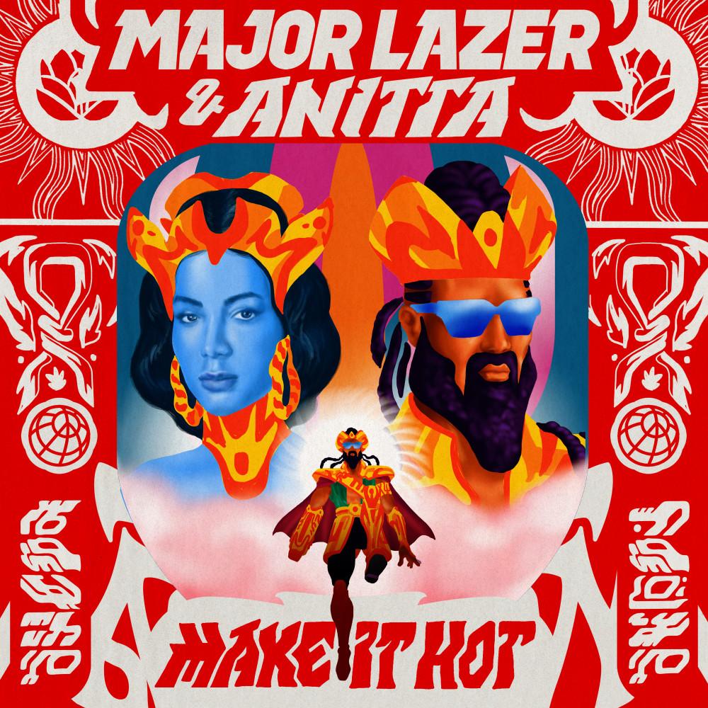 ฟังเพลงอัลบั้ม Make It Hot