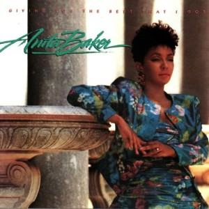 Album Giving You the Best That I Got from Anita Baker