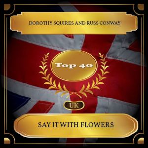 Album Say It With Flowers from Dorothy Squires