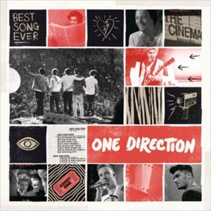 One Direction的專輯Best Song Ever (From THIS IS US)