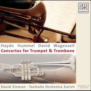 David Zinman的專輯Trumpet & Trombone Concertos