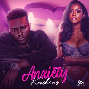 Konshens的專輯Anxiety (Explicit)