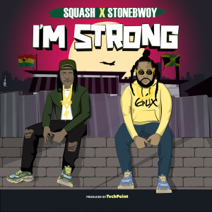 Album I'm Strong from Squash