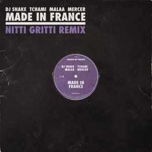 Album Made In France from Mercer