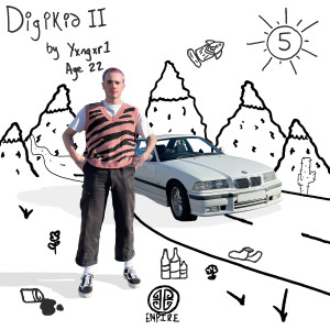 Album Digikid 2 (Explicit) from Yxngxr1