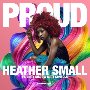 Album Proud from Heather Small