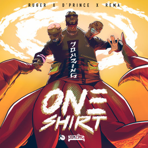 Album One Shirt from Rema