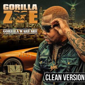 Album Gorilla Warfare from Gorilla Zoe