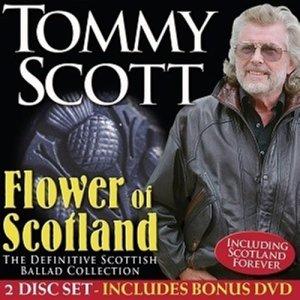 Album Flower of Scotland from Tommy Scott