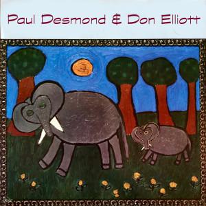 Album Paul Desmond & Don Elliott from Paul desmond