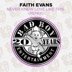 Faith Evans的專輯Never Knew Love Like This (Remix)