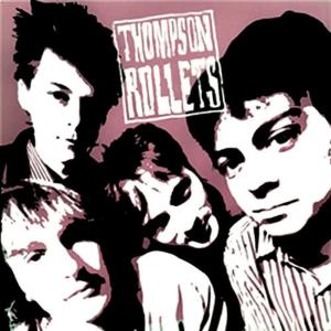 Album Crazy Soldier EP from Thompson Rollets