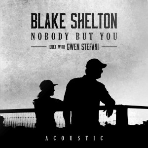 Listen to Nobody But You (Duet with Gwen Stefani) (Acoustic) song with lyrics from Blake Shelton