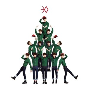 EXO的專輯Miracles in December