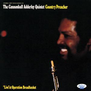 Country Preacher 1970 Cannonball Adderley