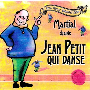 Album Jean petit qui danse from Martial