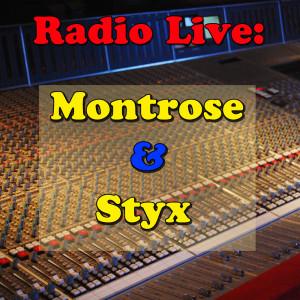 Montrose的專輯Radio Live: Montrose & Styx Vol.2