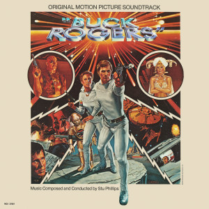 Album Buck Rogers In The 25th Century from Stu Phillips