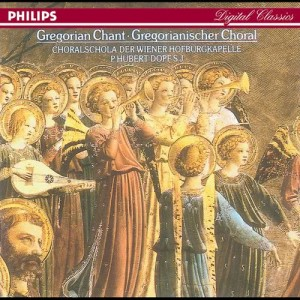 Album Gregorian Chant: Hymns and Vespers for the Feast of the Nativity from Choralschola Der Wiener Hofburgkapelle