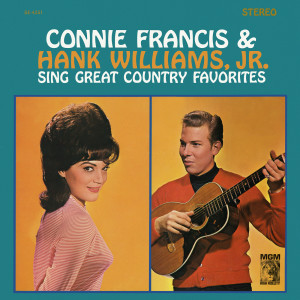 Connie Francis的專輯Sing Great Country Favorites