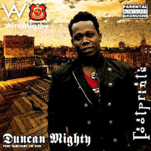 Album Footprints from Ducan Mighty