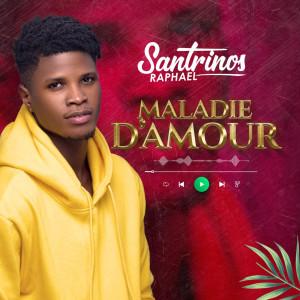 Album Maladie d'amour from Santrinos Raphael