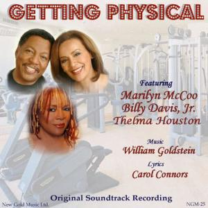 Album Getting Physical - Original Soundtrack from Marilyn McCoo