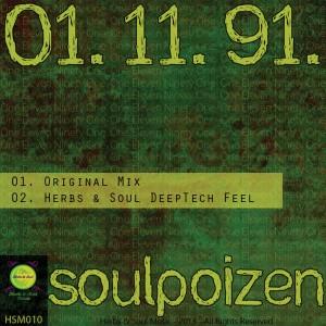 Album One Eleven Ninety One from SoulPoizen