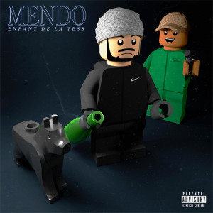 Album Enfant De La Tess (Explicit) from Mendo
