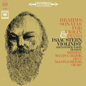 Brahms: Violin Sonatas Nos. 1 & 3