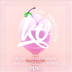RU.BE的專輯Little Things (Kav Verhouzer Radio Edit)