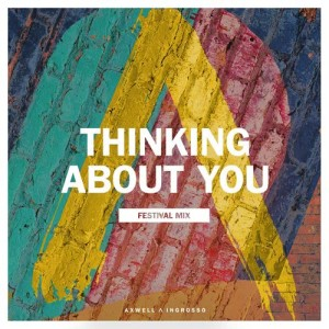 Axwell的專輯Thinking About You