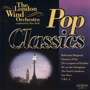 Album Pop Classics from The London Wind Orchestra