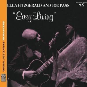 Ella Fitzgerald的專輯Easy Living [Original Jazz Classics Remasters]