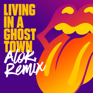 The Rolling Stones的專輯Living In A Ghost Town