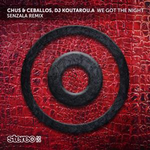 Album We Got the Night (Senzala Remix) from Chus & Ceballos