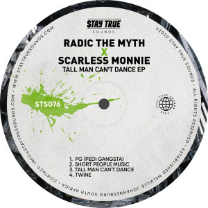 Album Tall Man Can't Dance EP from Radic The Myth