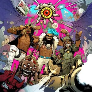 Listen to New Phone, Who Dis? song with lyrics from Flatbush Zombies