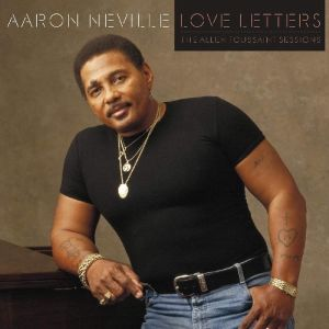 Album Love Letters: The Allen Toussaint Sessions from Aaron Neville
