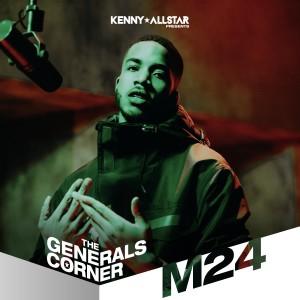 Kenny Allstar的專輯The Generals Corner (M24) (Explicit)
