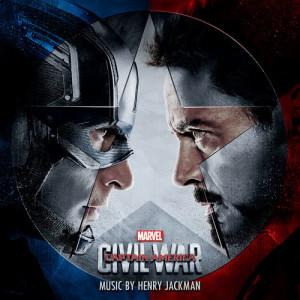 Henry Jackman的專輯Captain America: Civil War